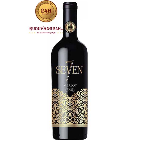 Rượu Vang 7 Seven Merlot