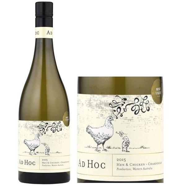 Rượu Vang Ad Hoc Hen & Chicken Chardonnay