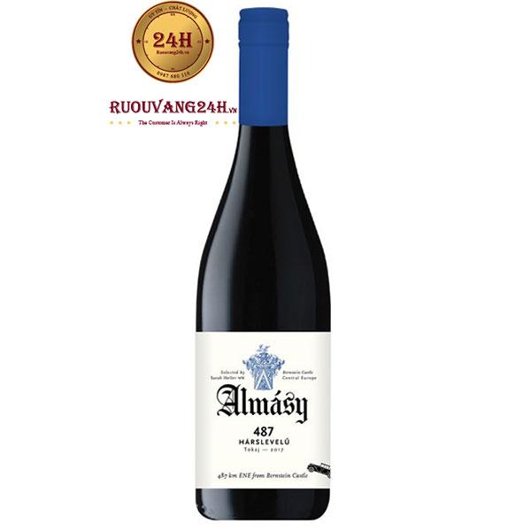 Rượu Vang Almásy 487 Harslevelü