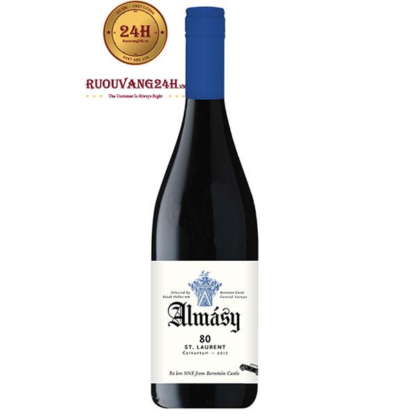 Rượu Vang Almásy Saint Laurent