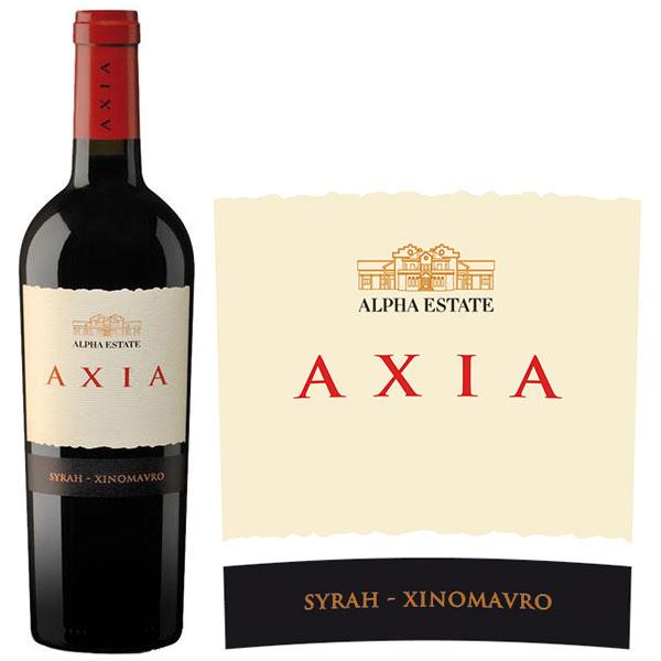 Rượu Vang Alpha Estate Axia