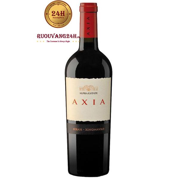 Rượu Vang Hy Lạp Alpha Estate Axia