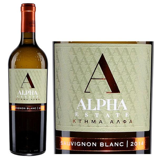 Rượu Vang Alpha Estate Sauvignon Blanc