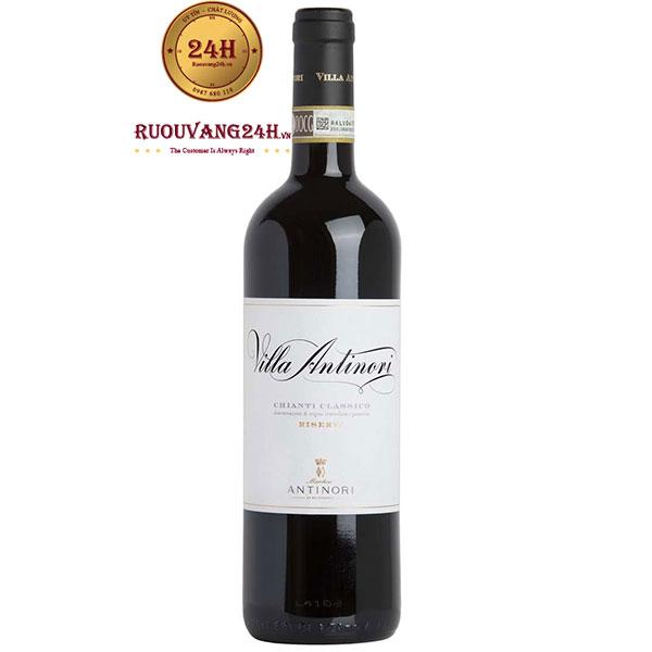 Rượu Vang Antinori Villa Antinori Chianti Classico Riserva
