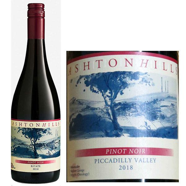 Rượu Vang Ashton Hills Piccadilly Valley Pinot Noir