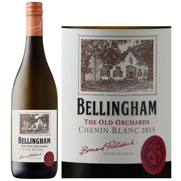 Rượu Vang Bellingham The Old Orchards Chenin Blanc