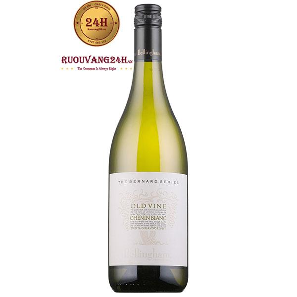 Rượu Vang Bernard Series Old Vine Chenin Blanc