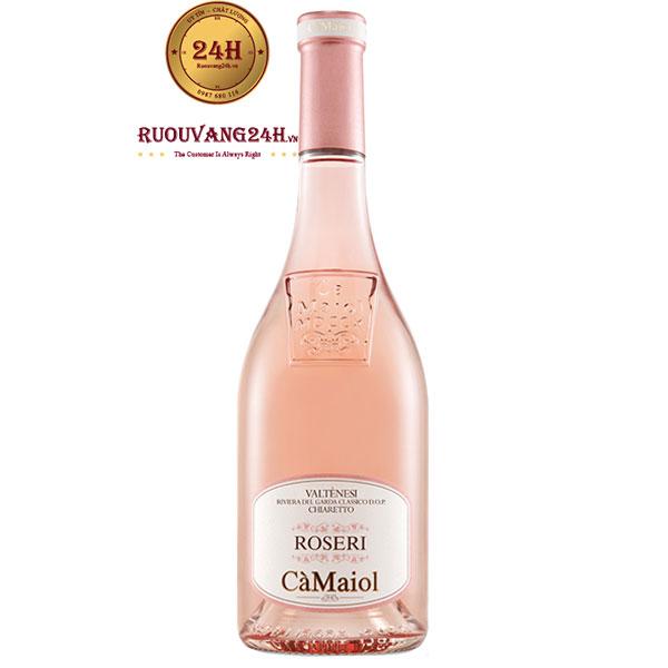 Rượu Vang Ca Maiol Valtenesi Roseri