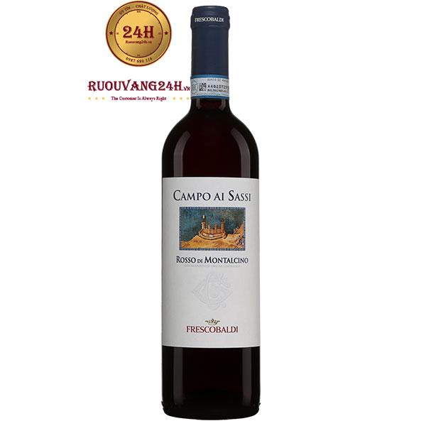 Rượu Vang Campo Ai Sassi Rosso Di Montalcino Frescobaldi