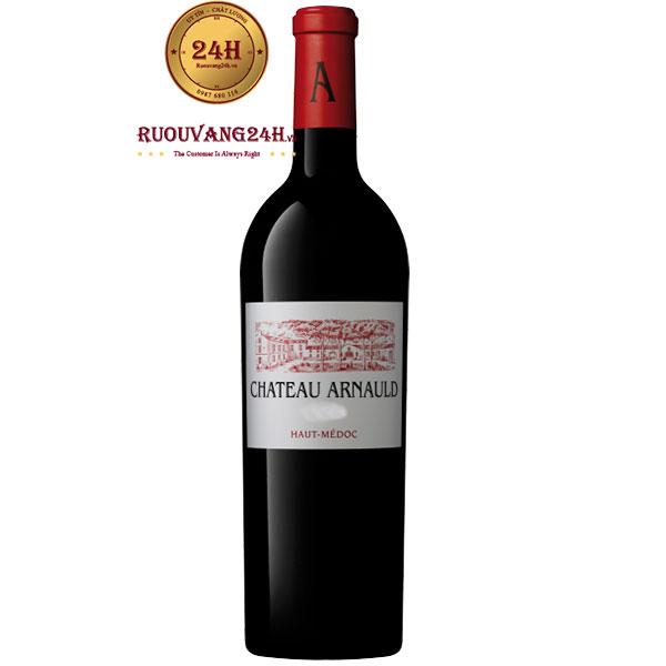 Rượu Vang Château Arnauld Haut Medoc