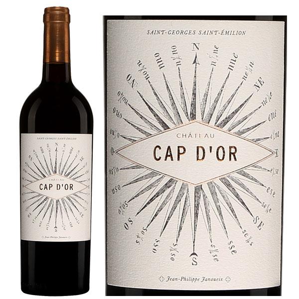 Rượu Vang Château Cap d'Or Saint Georges