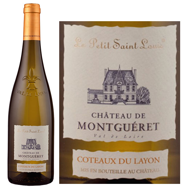 Rượu Vang Château De Montgueret Côteaux Du Layon