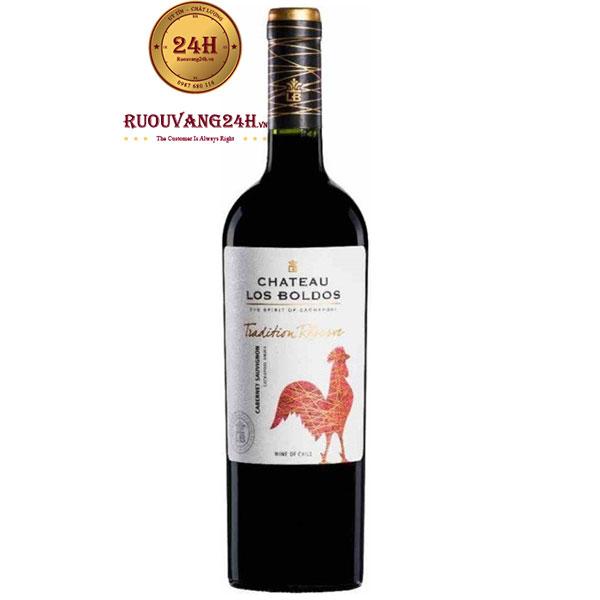 Rượu Vang Château Los Boldos Tradition Reserve Cabernet Sauvignon