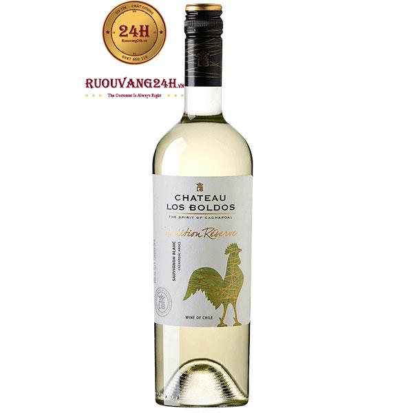Rượu Vang Château Los Boldos Tradition Reserve Sauvignon