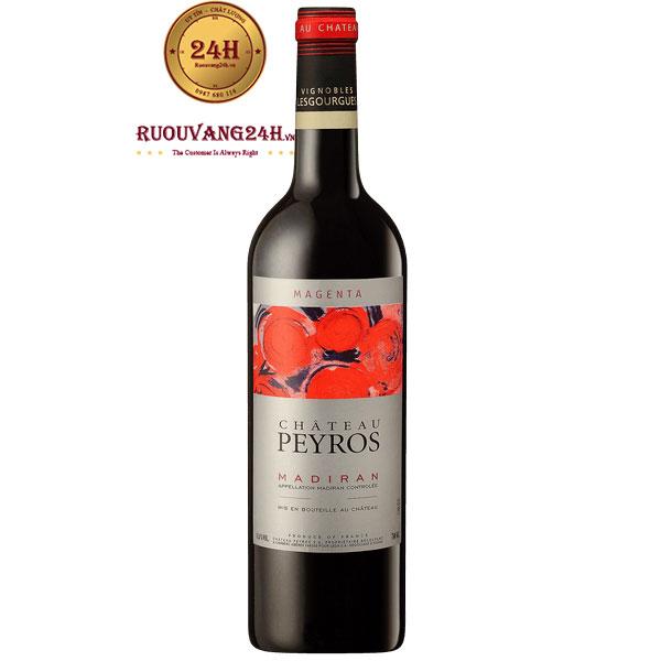 Rượu Vang Château Peyros Magenta