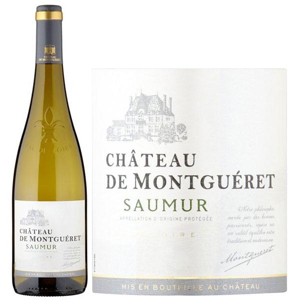 Rượu Vang Château de Montgueret Saumur