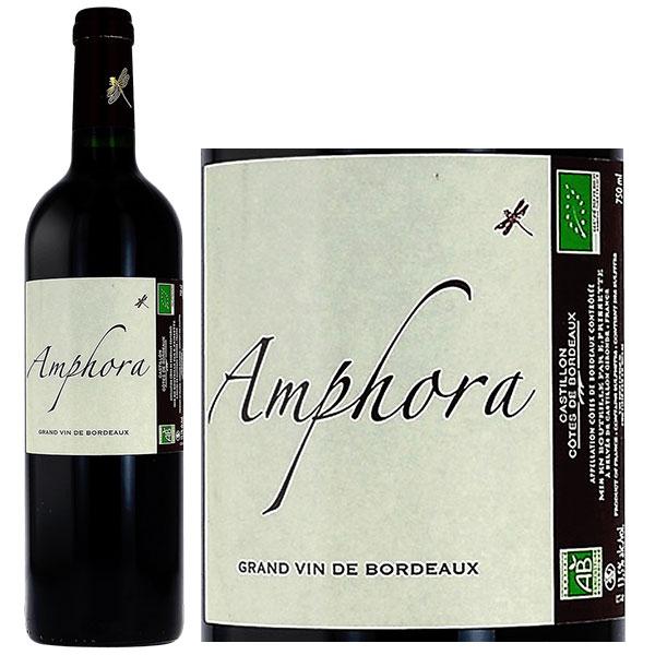 Rượu Vang Chateau Roc Amphora