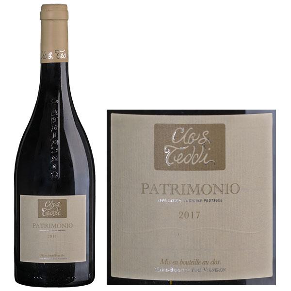 Rượu Vang Clos Teddi Tradition Patrimonio