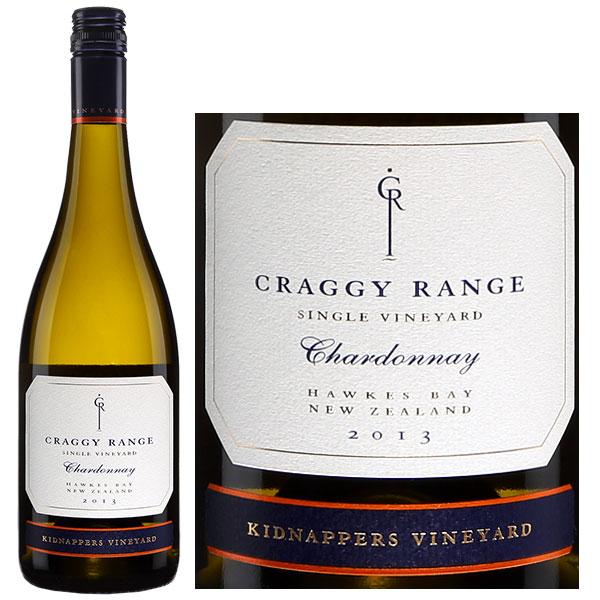 Rượu Vang Craggy Range Kidnappers Chardonnay