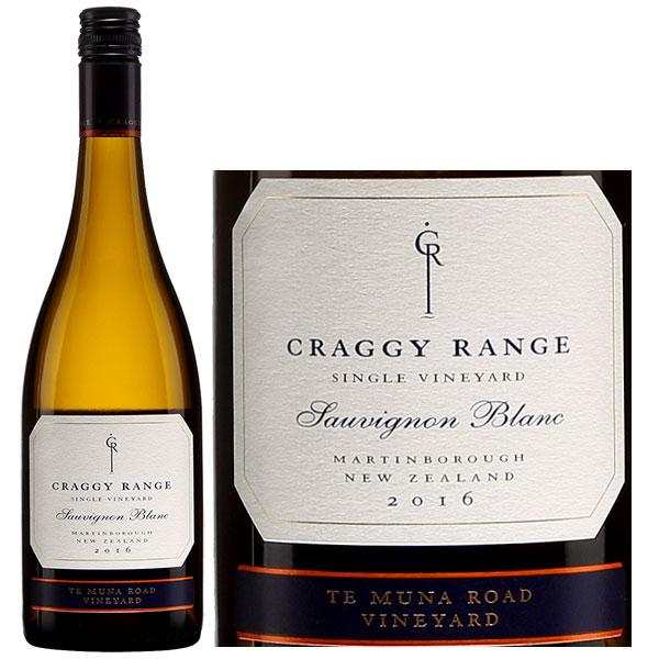 Rượu Vang Craggy Range Te Muna Sauvignon Blanc