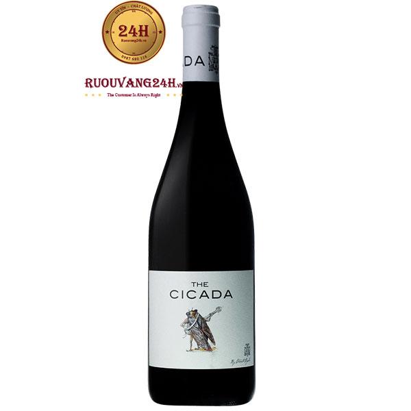 Rượu Vang Domaine Chante Cigale The Cicada