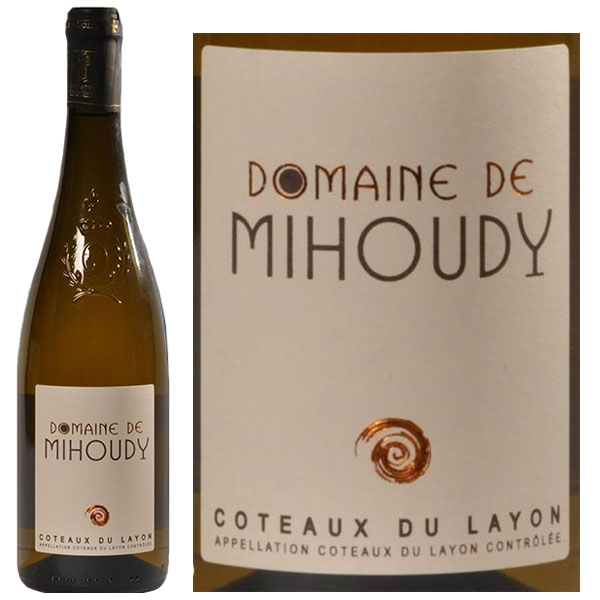 Rượu Vang Domaine De Mihoudy Côteaux Du Layon