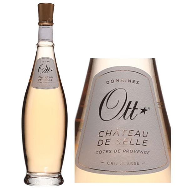 Rượu Vang Domaine Ott Chateau De Selle Cotes de Provence