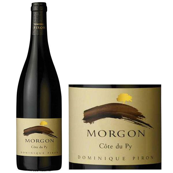 Rượu Vang Dominique Piron Côte du Py Morgon