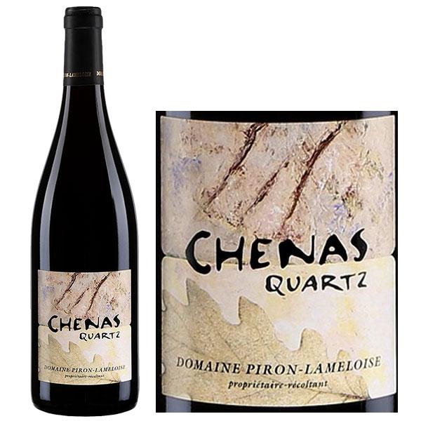 Rượu Vang Dominique Piron Chenas Quartz