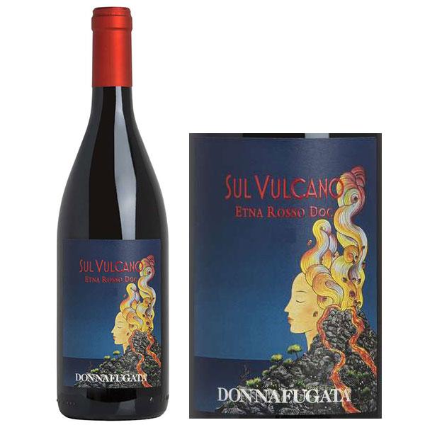 Rượu Vang Donnafugata Sul Vulcano Etna Rosso