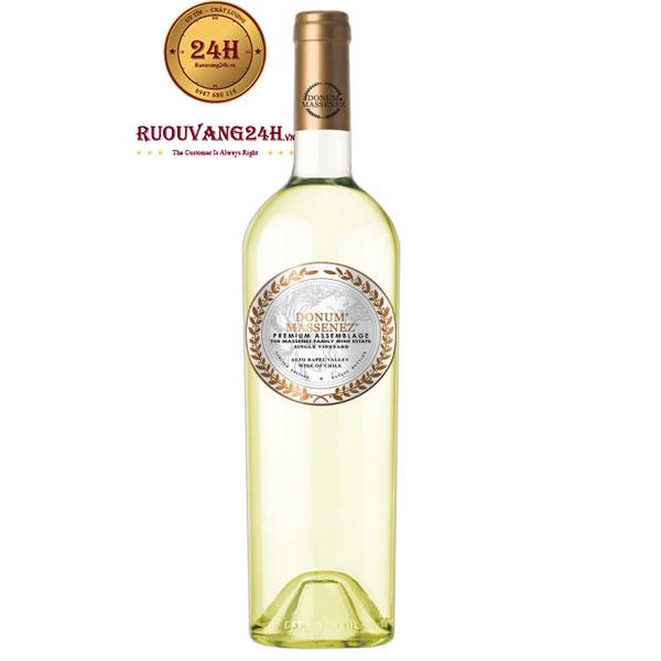 Rượu Vang Donum Massenez Premium Assemblage