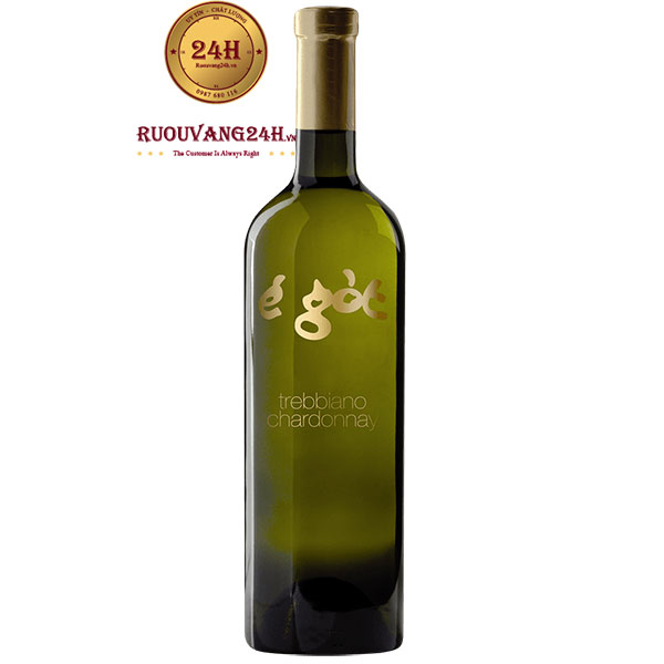 Rượu Vang EGot Trebbiano Chardonnay