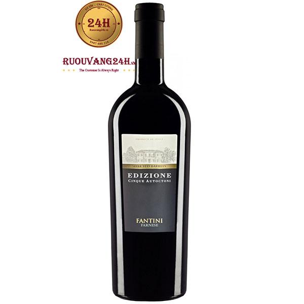 Rượu Vang Edizione Cinque Autoctoni Farnese
