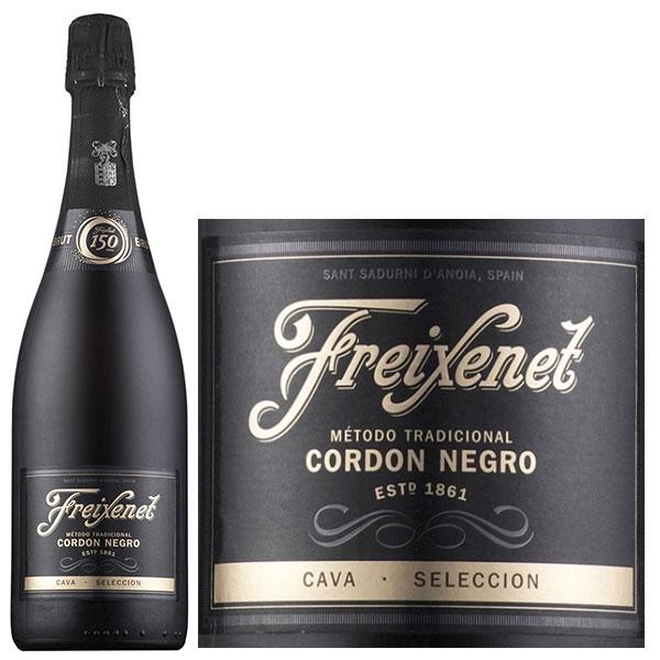 Rượu Vang Freixenet Cordon Negro Brut