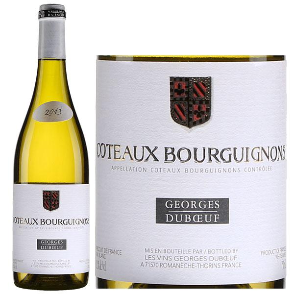 Rượu Vang Georges Duboeuf Coteaux Bourguignons