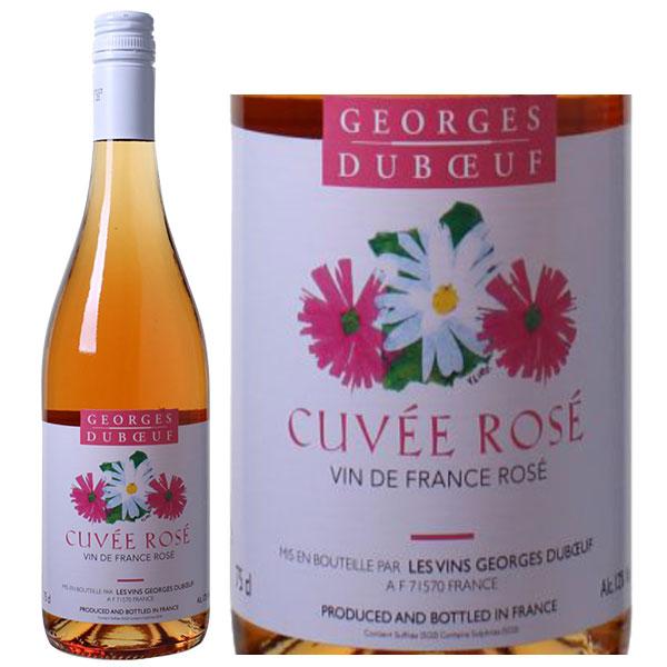 Rượu Vang Georges Duboeuf Cuvée Rose