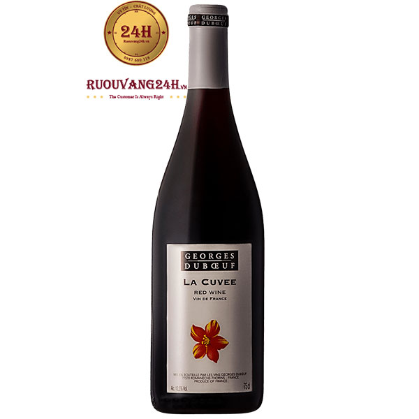 Rượu Vang Georges Duboeuf La Cuvee Red