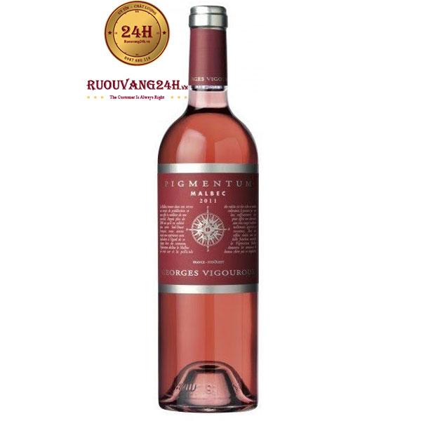 Rượu Vang Georges Vigouroux Pigmentum Rose