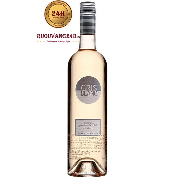 Rượu Vang Gerard Bertrand Gris Blanc Rose