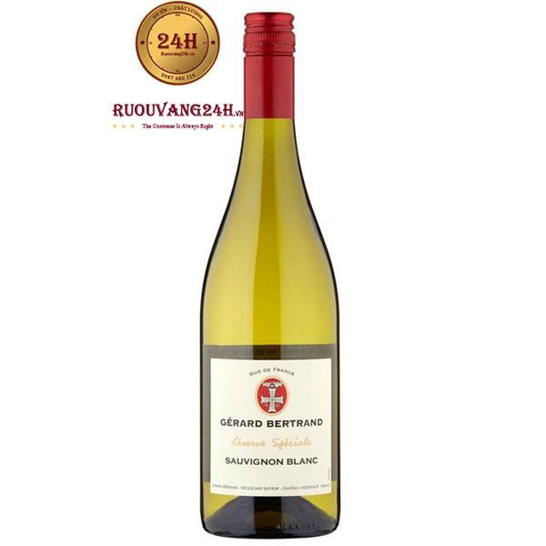 Rượu Vang Gerard Bertrand Reserve Speciale Sauvignon Blanc