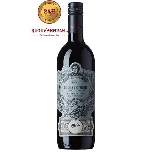 Rượu Vang Groszer Wein Blaufränkisch