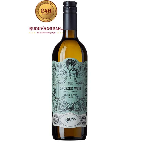Rượu Vang Groszer Wein Gemischter Satz