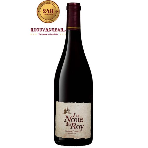 Rượu Vang Guilbaud Freres La Noue Du Roy Touraine Gamay