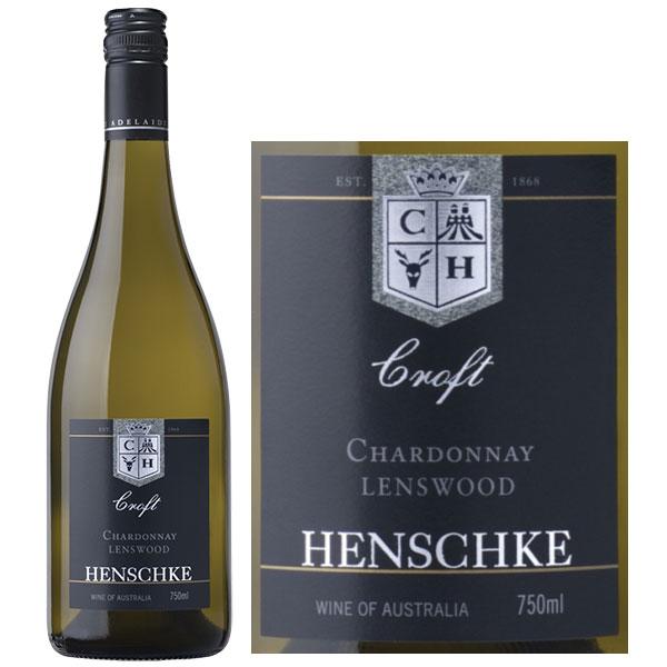 Rượu Vang Henschke Lenswood Croft Chardonnay
