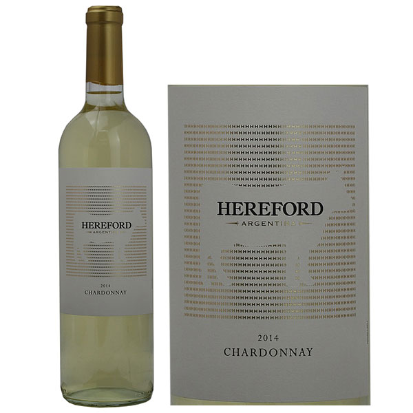 Rượu Vang Hereford Chardonnay