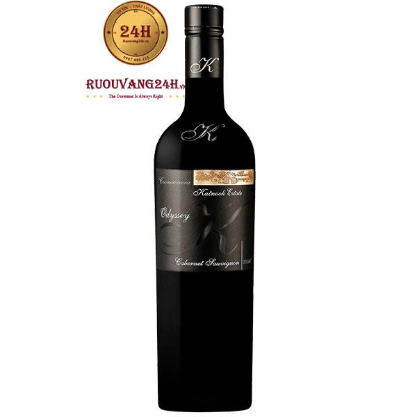Rượu Vang Katnook Estate Odyssey Cabernet Sauvignon