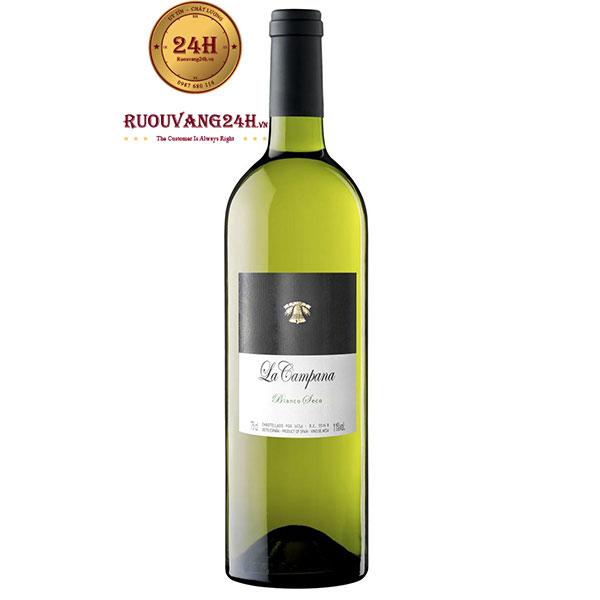 Rượu Vang La Campana Blanc