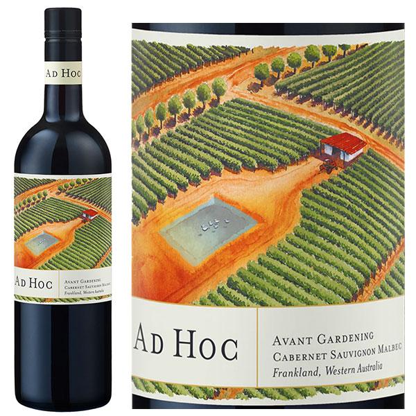 Rượu Vang Larry Cherubino Ad Hoc Avant Gardening