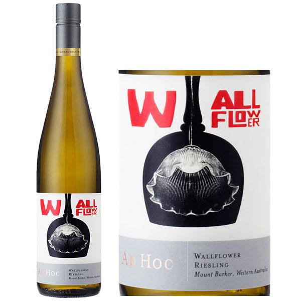 Rượu Vang Larry Cherubino Ad Hoc Wallflower Riesling