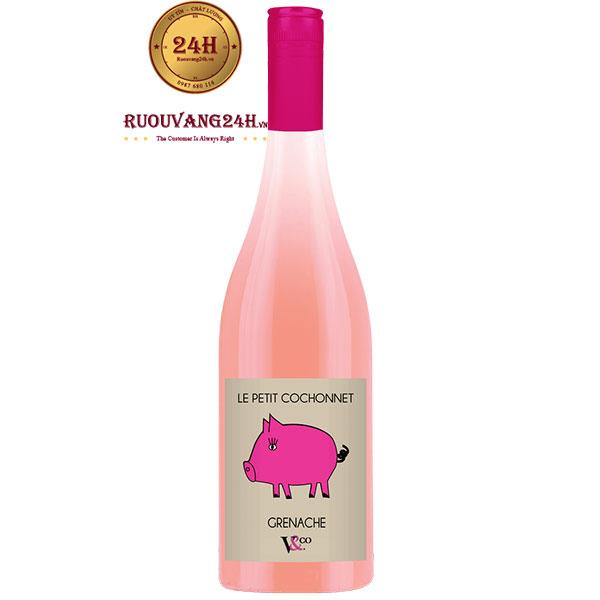 Rượu Vang Le Petit Cochonnet Grenache